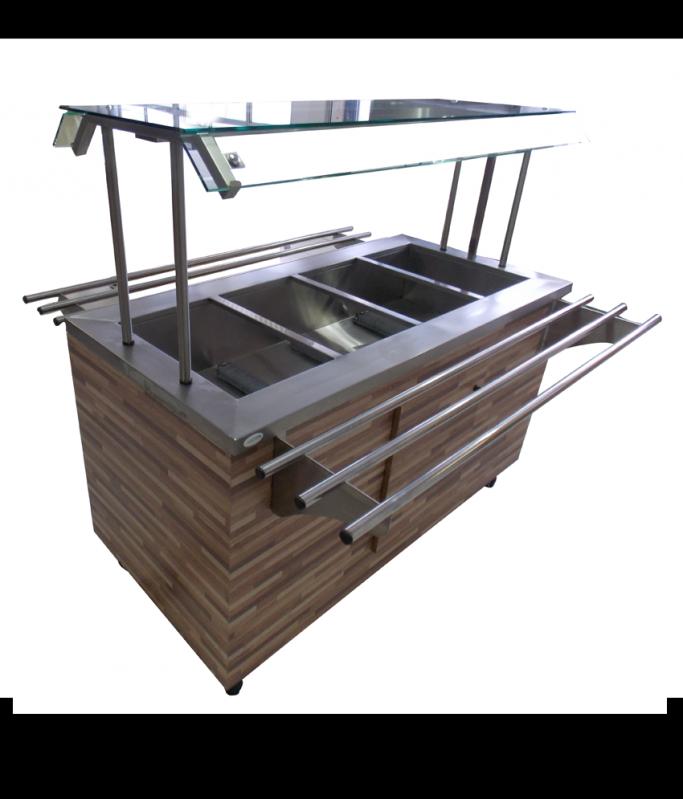 Fornecedor de Grelha em Aço Inox para Cozinha Industrial M'Boi Mirim - Grelha de Inox Chão Industrial