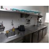 equipamentos para cozinha de restaurante no Pacaembu