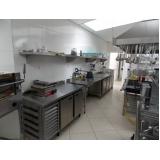 equipamentos para cozinhas profissionais na Pedreira
