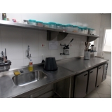 freezer horizontal para cozinhas industriais no Rio Pequeno