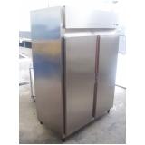 freezer para cozinha industrial no Aeroporto