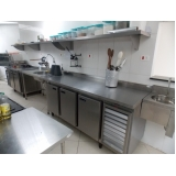 onde encontrar equipamentos para cozinhas profissionais em Parelheiros