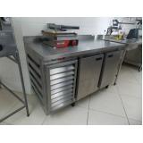 quanto custa freezer horizontal para cozinha industrial no Morumbi